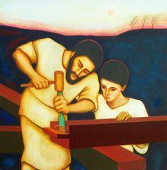 St. Joseph the Worker michael o'brien