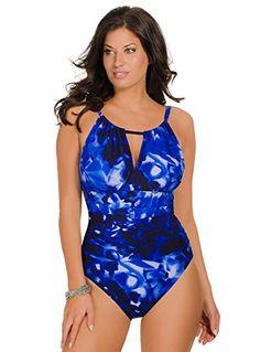 Magicsuit Women's Hippie Chic One Piece High Neck Swimsuit Blue 8 Magic Suit http://smile.amazon.com/dp/B00UUH0EEU/ref=cm_sw_r_pi_dp_W7U8wb1Z6RHQ1