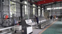 Nice extrior Web: www.roll-machine.com     Email: info@roll-forming.cn