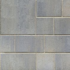 Techo-Bloc's Blu 80 Smooth pavers instantly add character to your landscape or driveway. Slate Patio, Patio Slabs, Tri Level House, Polymeric Sand, Shale Grey, Landscape Pavers, Landscaping Supplies, Landscaping Ideas, Front Stairs