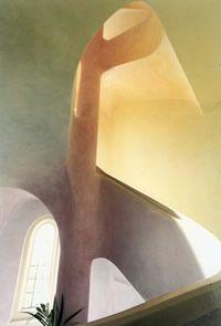Steiner/Waldorf staircase - London