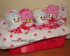 small diaper babies gift