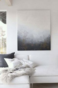 diy wall art simple but striking diy black and white wall art