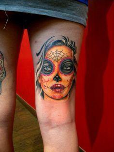 Realistic tattoo Follow me on Instagram ; @jonatattoo Fb. @jona tattoo art Email jonatattoo@email.it