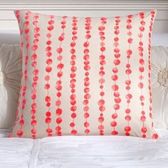 Sun Kissed Euro Pillow Cover #pbteen