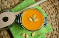 polévky | Vegmania.cz Best Pumpkin, Diy Pumpkin, Healthy Pumpkin, Pumpkin Soup, Pumpkin Recipes, Apple Soup, Vegan Pumpkin, Canned Pumpkin, Pumpkin Puree