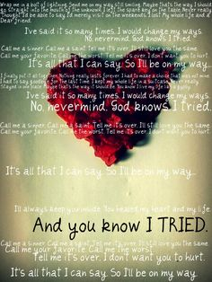Shinedown <3 call me...I used to ride around late at night just listening to this song...my secret therapy :)