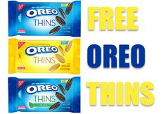 Kroger: FREE Oreo Thins **Today Only** - http://www.swaggrabber.com/?p=280752