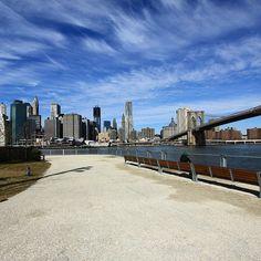 NYC, Manhattan, Brooklyn Bridge
