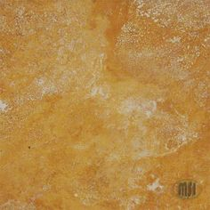 Tuscany Gold travertine by MSI Stone Stone Tile Flooring, Travertine Tile, Paving Texture, Terrace Floor, Kitchen Drawing, Mediterranean Home Decor, Flooring Options, Cool Rooms, Prefab