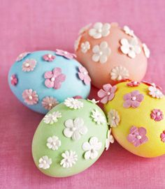 DIY – 20 Impressive Ideas to decorate Easter Eggs