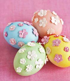 DIY – 20 Impressive Ideas to decorate Easter Eggs