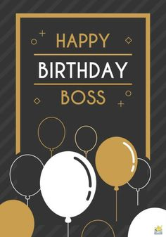 Happy Birthday, Managing Partner birthday boss Birthday Wishes for My Boss Birthday Greetings For Myself, Birthday Wishes For Boss, Birthday Greetings For Boyfriend, Birthday Poems, Happy Birthday Greetings, Birthday Cards, Happy Birthday Boss Quotes, Birthday Message For Boss, Happy Birthday Fun