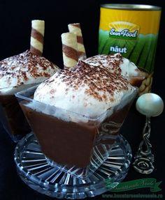 Reteta Crema de Naut, un desert de post rapid de preparat.Crema de Naut se prepara in 15 minute si este desertul perfect in zilele de post