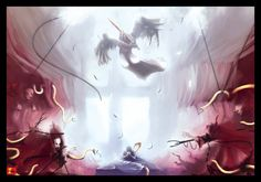 Spiritual warfare by cheo36.deviantart.com on @deviantART