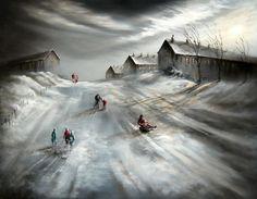 Artist Bob Barker