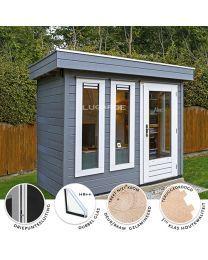 Lugarde PR44  tuinhuis Outdoor Living, Outdoor Decor, Ramen, Garage Doors, Shed, Outdoor Structures, Home Decor, Outdoor Life, Decoration Home