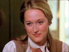 """BEST SUPPORTING ACTRESS: Meryl Streep for """"Kramer vs. Kramer""""."""