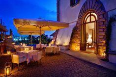 Il Salviatino hotel in Tuscani