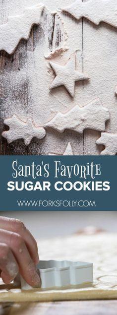 Santa's Favorite Sug
