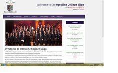 Website for www.ie designed and built by Format.ie Web Design Sligo