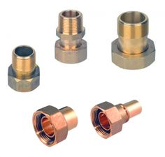 We also supply a range of UK standard brass connections for use with the Metrix gas meters.