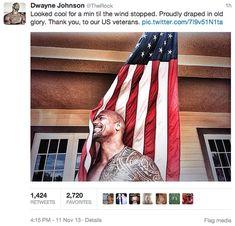 Dwayne Johnson :)