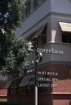 Walt Disney Studio....where Disneyland started :)