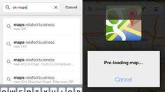 Descarga un area de Google maps en tu iPhone o Ipad para usarlos cuando no tengas conexión a internet