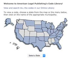 American Legal Publishing Compay online library - site has all the building codes and everything you might need to make your own tiny home!