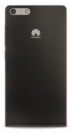"Huawei Ascend P7 mini - Smartphone libre (pantalla 4.5"", cámara 8 Mp, 8GB, 1.6 GHz, 1GB RAM, Android 4.4), negro"
