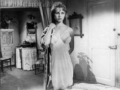 film 1955 - La lumière d'en face - brigitte bardot