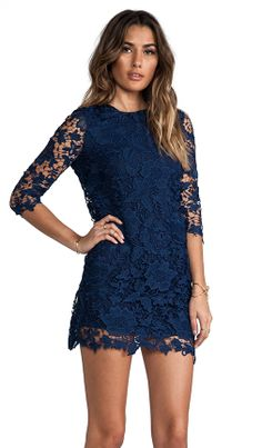 Heartloom Navy Mini * Kentucky Derby Dresses * Top this with a bright pink, green or yellow hat * #lwwdoesderby