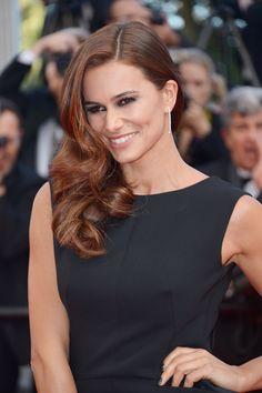 Claudia Vieira at the #RedCarpet #Cannes2014