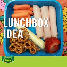 Pack snack style finger foods for school lunch | Creative lunchbox ideas  | Life hacks | Back to School | #JennieO #howto #hack #kidfriendly #bentobox
