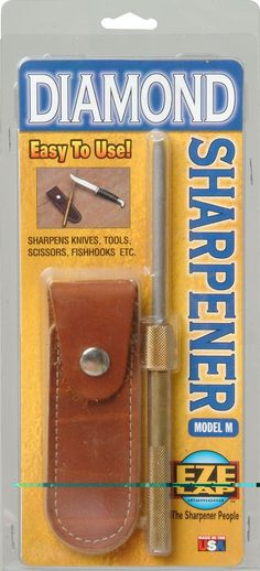 Eze Lap Knife Sharpener