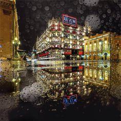 Москва Театральная площадь