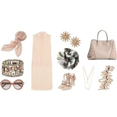Simple, luxurious & elegant! On Polyvore featuring T By Alexander Wang, Topshop, Louis Vuitton, Amalia Karageorgou, With Love From CA, Kismet, R.J. Graziano, Stella & Dot and Valentino
