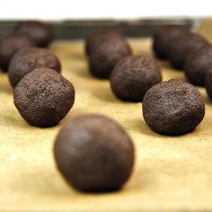 Chocolate Cupcake Cake Pops - Rezept