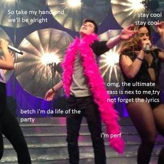 'Betch im da life of the party'-i love that part