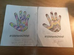 #100kHands2Adoption #AdoptionMonth