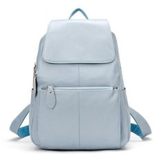 ab761a347c Women s Backpack that is 100% Soft Genuine Leather