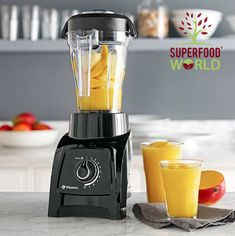 Enter to Win A Vitamix Blender Worth £350 from Superfood World