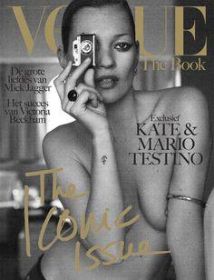Vogue The Book ligt nog heel even in de winkel. In deze speciale zomeruitgave vind je exclusieve interviews, de mooiste verhalen en beelden in één koffietafelboek verzameld.