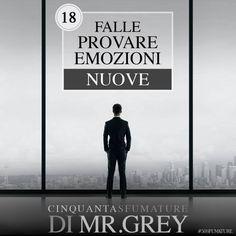 50 Sfumature di Grigio Film: Cards promozionali ufficiali | 50 Sfumature Italia