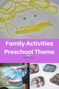 A Preschool Family Theme that includes activities and preschool lesson plans, activities and Interest Learning Center ideas for your Preschool Classroom! # family activities for toddlers Preschool Family Theme Activities Preschool Family Theme, Preschool Themes, Montessori Activities, Kindergarten Activities, Preschool Classroom, Classroom Board, Preschool Curriculum, Preschool Printables, Family Crafts