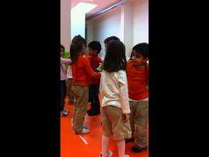 Ders Orff Eğitimi Orf hareketleri kaz ve binnaz öğrenci şarkısı - YouTube