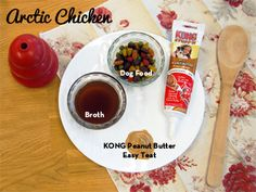 Arctic Chicken KONG Recipe