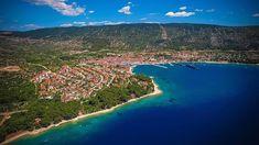 Eine malerische Bucht reiht sich an die andere: Die Insel Cres ist eine der größten kroatischen Inseln