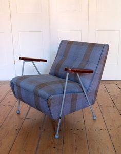 Ernest Race; 'Woodpecker' Chair, 1952.